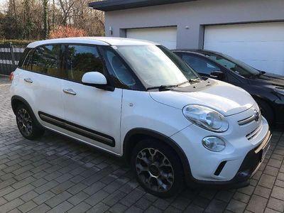 gebraucht Fiat 500L Trekking 1,6 Multijet II 105 Start&Stop Kombi / Family Van