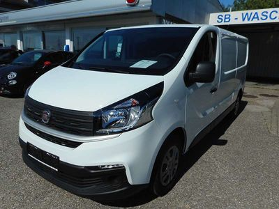 gebraucht Fiat Talento SX L2H1 120 Kastenwagen Kombi / Family Van