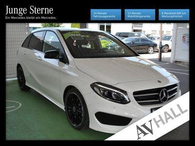 gebraucht Mercedes B200 d 4Matic AMG Line, LED, uvm,...