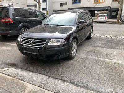 gebraucht VW Passat 1.9 Tdi Kombi / Family Van