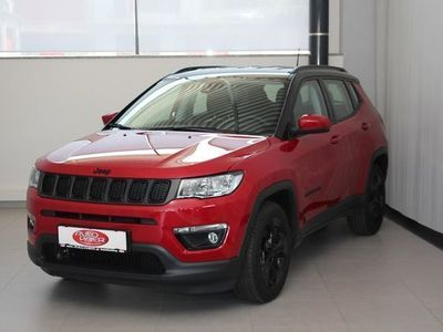 brugt Jeep Compass 1,4 MultiAir2 FWD Night Eagle