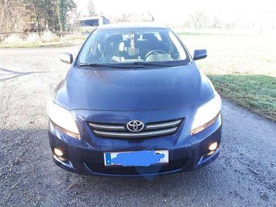 gebraucht Toyota Corolla 2.0 Limousine
