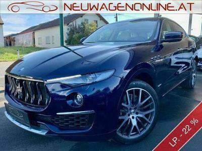 gebraucht Maserati Levante Diesel Q4 GranLusso MY19 Neuwagen - 22 %