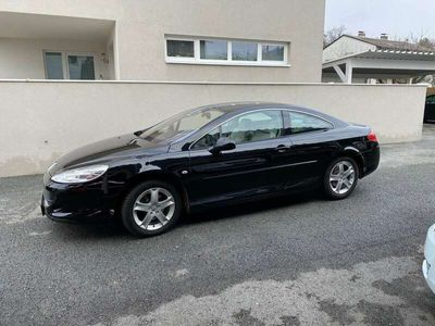 gebraucht Peugeot 407 Coupe Exclusive 2,0 HDI 160 FAP