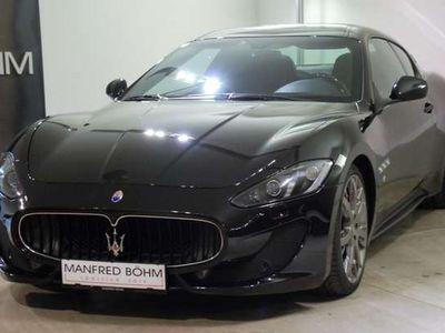 gebraucht Maserati Granturismo Sport 4.7 V8 F-1
