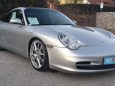 gebraucht Porsche 911 Carrera Targa Coupé