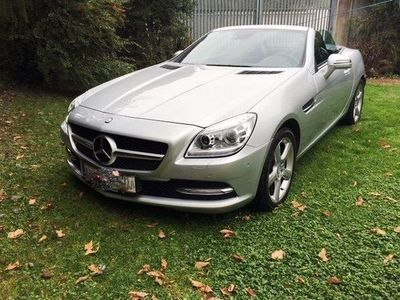 gebraucht Mercedes SLK250 BlueEfficiency