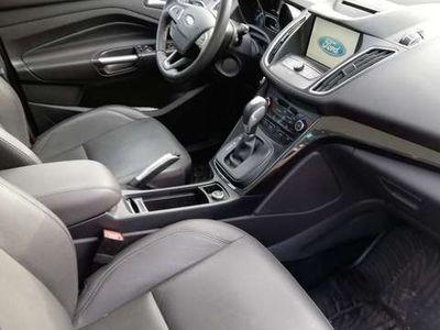 gebraucht Ford C-MAX Titanium 2,0 TDCi DPF Powershift