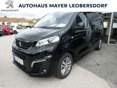 gebraucht Peugeot Traveller Allure L2 BlueHDI 180 S&S EAT8 Kombi / Family Van