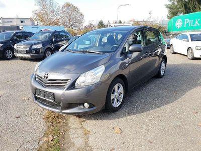 brugt Toyota Verso 2,0 D-4D 125 Comfort DPF Kombi / Family Van,