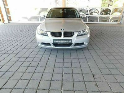 gebraucht BMW 320 d Lim.