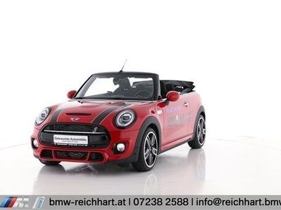 gebraucht Mini Cooper S Cabriolet Cabrio Cabrio / Roadster,