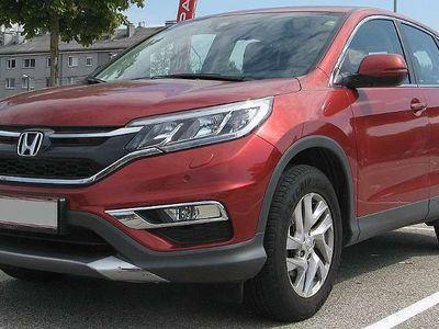 gebraucht Honda CR-V 4WD 2,0i-VTEC Elegance SUV / Geländewagen