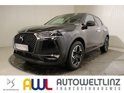 gebraucht DS Automobiles DS3 Crossback BlueHDI 100 S&S Manuell So Chic