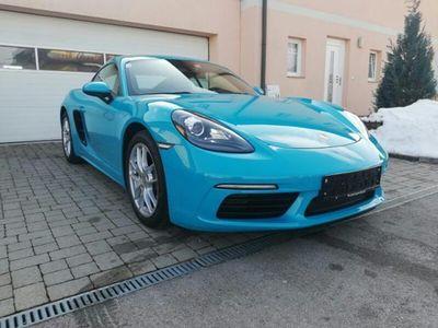 gebraucht Porsche 718 Cayman !!PRIVATVERKAUF!!