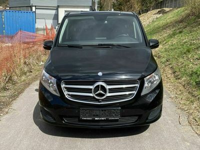 gebraucht Mercedes 250 V 200/220 CDICDI/BT extralang (447.815)