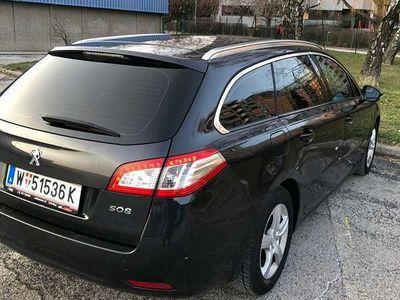 gebraucht Peugeot 508 1,6 Diesel Limousine