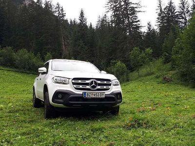 gebraucht Mercedes X220 X-Klasse4x4 SUV / Geländewagen