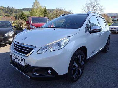 gebraucht Peugeot 2008 1,6 e-HDi 115 FAP Allure,1.Besitz,Klimaaut... Kombi / Family Van