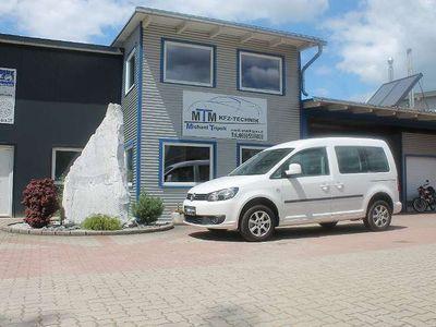 gebraucht VW Caddy Caddy4motion 5 Sitze Mwst ausweisbar netto kauf Kombi / Family Van