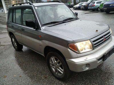gebraucht Mitsubishi Pajero Pinin Wagon 1,8 MPI Jubilee SUV / Geländewagen
