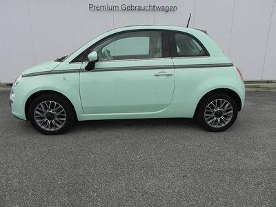 gebraucht Fiat 500 1,2 69 Lounge Dualogic