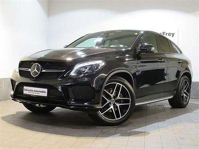 gebraucht Mercedes 350 GLE-Klasse GLE Coupéd 4MATIC Aut. SUV / Geländewagen,