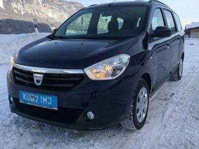 gebraucht Dacia Lodgy Lauréate 1,6 MPI 85