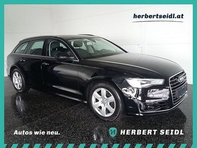brugt Audi A6 Avant 2,0 TDI ultra intense S-tronic *NAVI / ACC / XENON*