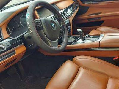 gebraucht BMW 740 7er-Reihe Allrad Diesel (F01) xDrive Aut.invidual