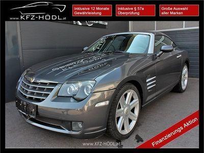 gebraucht Chrysler Crossfire 3,2 V6 Aut. Sportwagen / Coupé,
