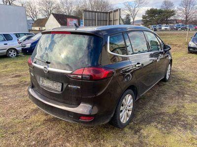 gebraucht Opel Zafira Tourer 1,6 CNG Turbo Erdgas ecoflex Cosmo 7-Sitze