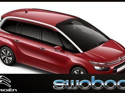 gebraucht Citroën C4 SpaceTourer GrandPureTech 130 S&S 6-Gang Feel, 131 PS, 5 Türen, Schaltgetriebe