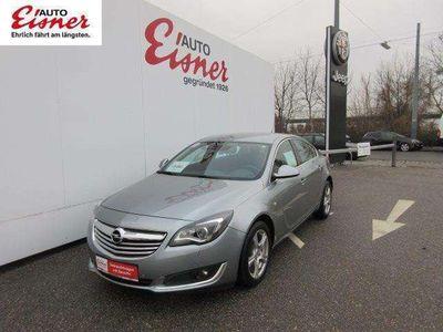 gebraucht Opel Insignia 2,0 BiTurbo CDTI Ecot. Cosmo Limousine