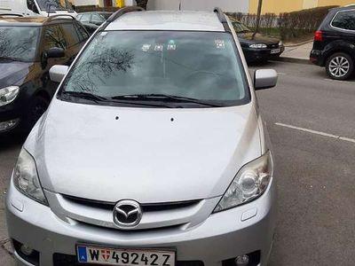 gebraucht Mazda 5 2.0tdi 7 sitze Kombi / Family Van,