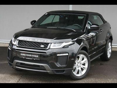 gebraucht Land Rover Range Rover evoque 2-TÜRIG 2.0 TD4 HSE DYNAMIC (180PS)