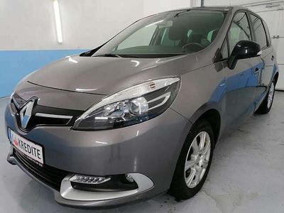 gebraucht Renault Scénic dCi 110 EDC Limited