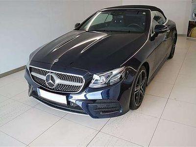 gebraucht Mercedes E220 E-Klasse4MATIC Aut. Cabrio / Roadster,