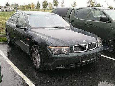 gebraucht BMW 730L 7er-Reihe i Aut. Limousine