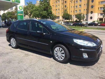 gebraucht Peugeot 407 SW Premium 1,6 HDI 110 (FAP)
