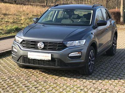 gebraucht VW T-Roc 1,0 TSI, wie Neu, nur 6000KM, 17 Zoll Aluräder