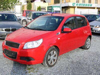 gebraucht Chevrolet Aveo 1,2 LS Klein-/ Kompaktwagen,