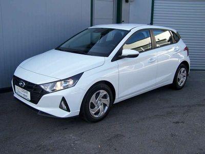 gebraucht Hyundai i20 1,2 MPI i-Line Plus Limousine