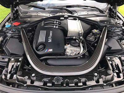 gebraucht BMW M4 4er-Reihecompetition DKG Sportwagen / Coupé