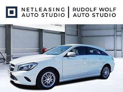 gebraucht Mercedes CLA180 CLA Shooting Braked SB Chrom-Paket+Navi+AHK+SHZ+Tempom+LED Chrompaket, 109 PS, 5 Türen, Schaltgetriebe