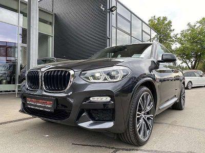 gebraucht BMW X3 xDrive30d M Sport Aut. 21 Zoll, NAVI XL, Hifi Sound, LED, Akustikverglasung, Spiegelpaket; SUV / Geländewagen