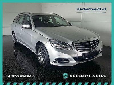 gebraucht Mercedes E220 BlueTEC Elegance Aut.