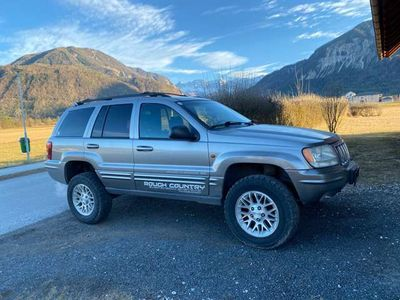 gebraucht Jeep Grand Cherokee 4,7 Limited