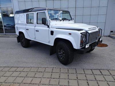 """gebraucht Land Rover Defender 110"""" Station Wagon SE 2,2 SUV / Geländewagen,"""