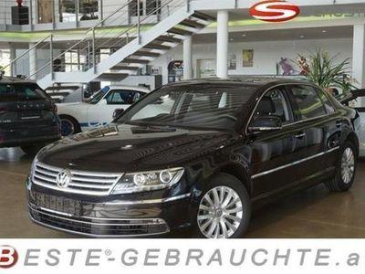 gebraucht VW Phaeton TDI V6 Autom. 4-Sitzer Standhzg. ACC 18-W